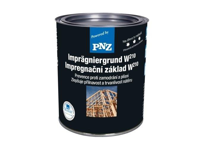 PNZ Impregnační základ W 2,5l