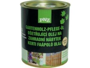 PNZ Ošetřující olej na zahradní nábytek 0,75l