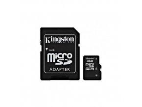 Kingston Micro SDHC 4GB Class 4