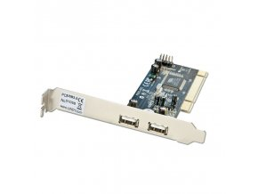 2 2 port usb 2 0 card pci 32 bit p2357 2857 image