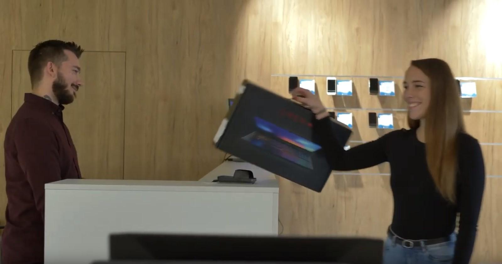 Jak testujeme předváděcí a repasované notebooky?