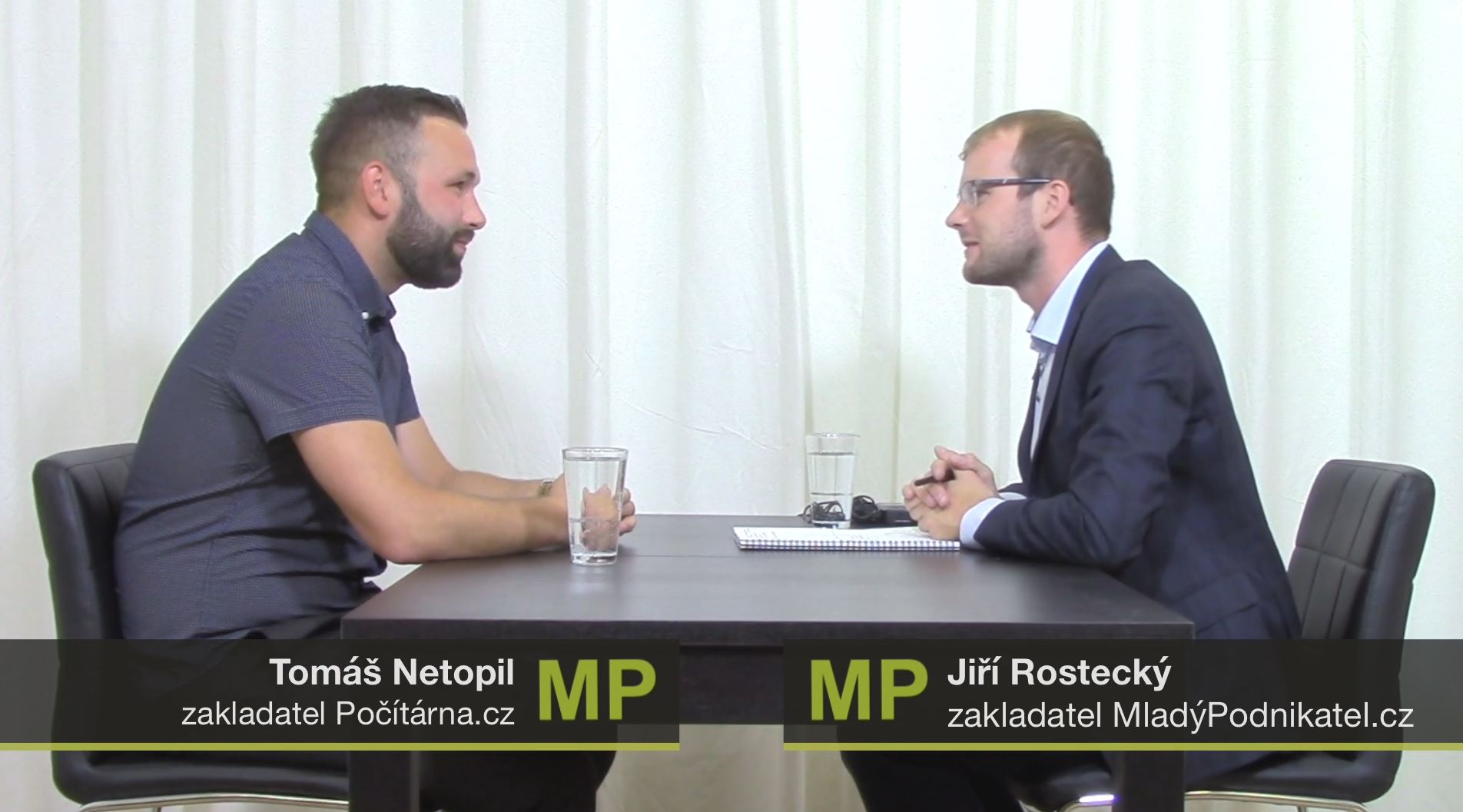 Rozhovor pro MladýPodnikatel.cz