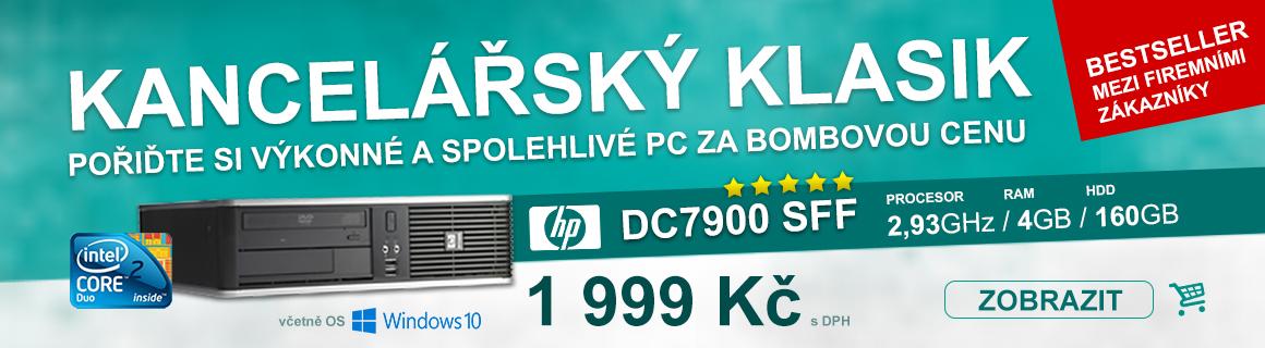 Stolní PC HP Compaq DC 7900 SSF