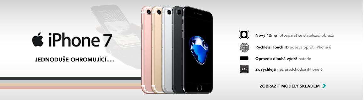 Iphone 7 akce