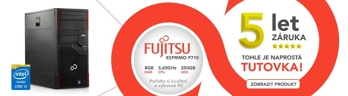 FUJITSU ESPRIMO P710 MINI TOWER