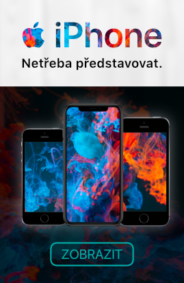Apple iphone v akci
