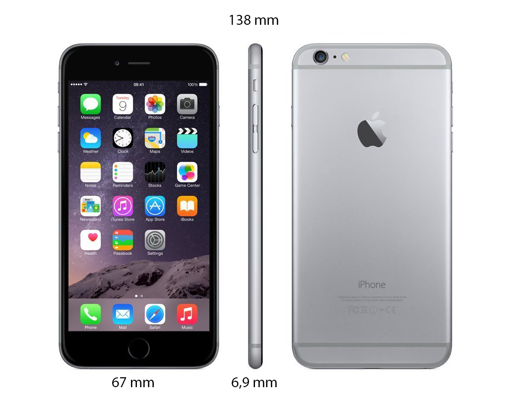 Apple iPhone 6 Space Gray_1