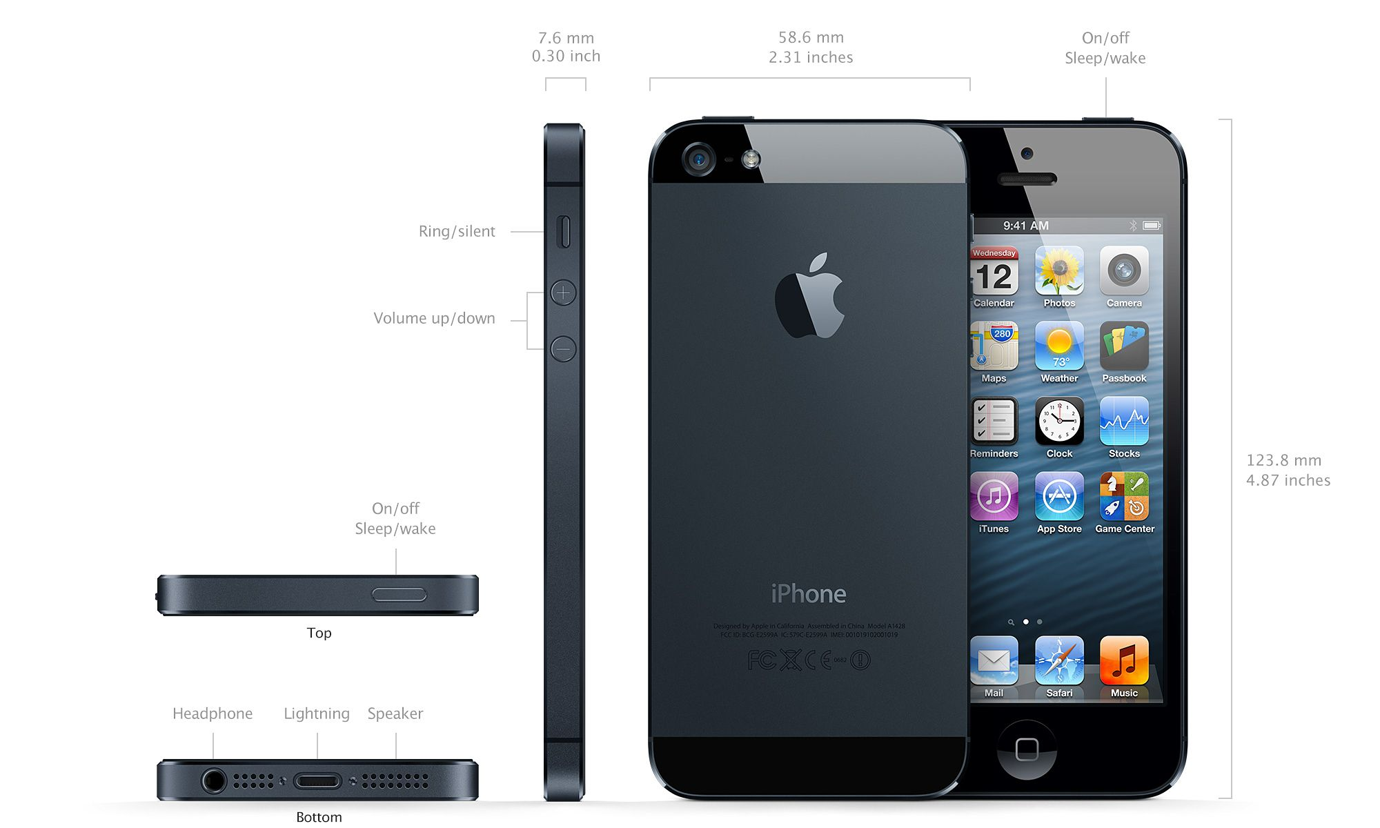 iPhone5 black_4