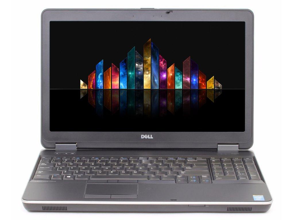 Dell Latitude E6540 - POČÍTÁRNA CZ