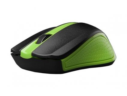 Bezdrátová Myš C-TECH WLM-01 zelená
