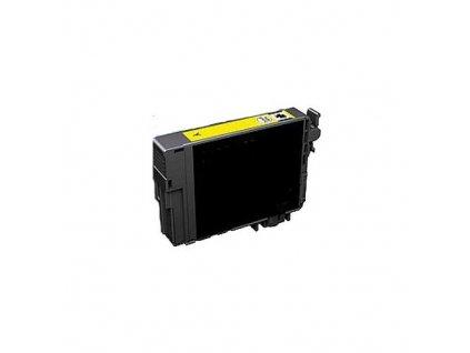 Alternativní inkoustová cartridge kompatibilní s: Canon CLI-521 Yellow s čipem