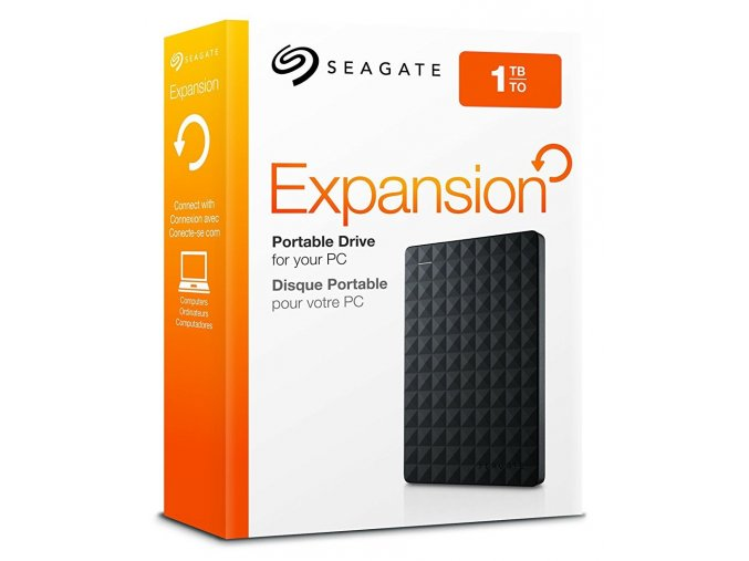 Seagate 6.3cm 1.0TB USB3.0 Expansion Portable