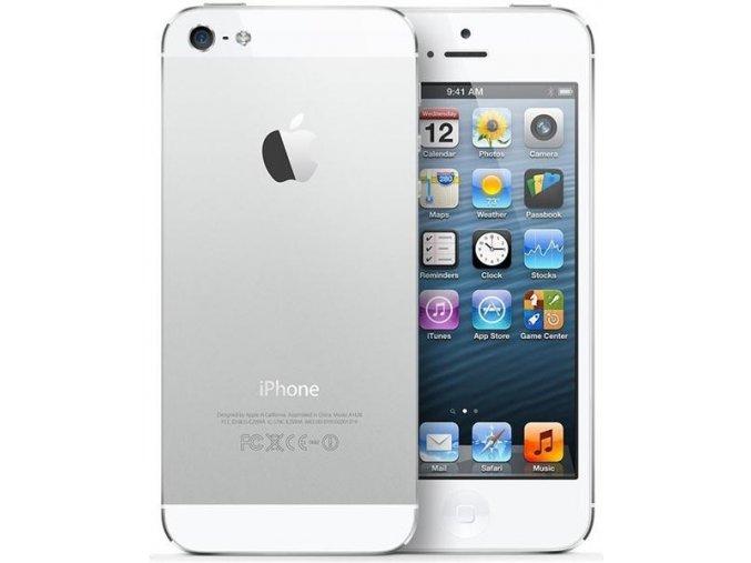 iPhone5 White 8
