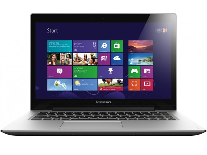 Lenovo IdeaPad U330 Touch 1