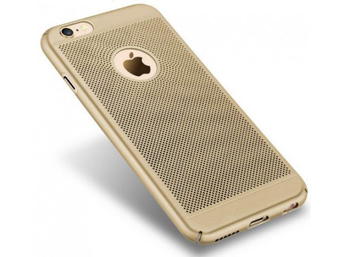 Ochranný kryt pro Apple iPhone 6 Zlatá