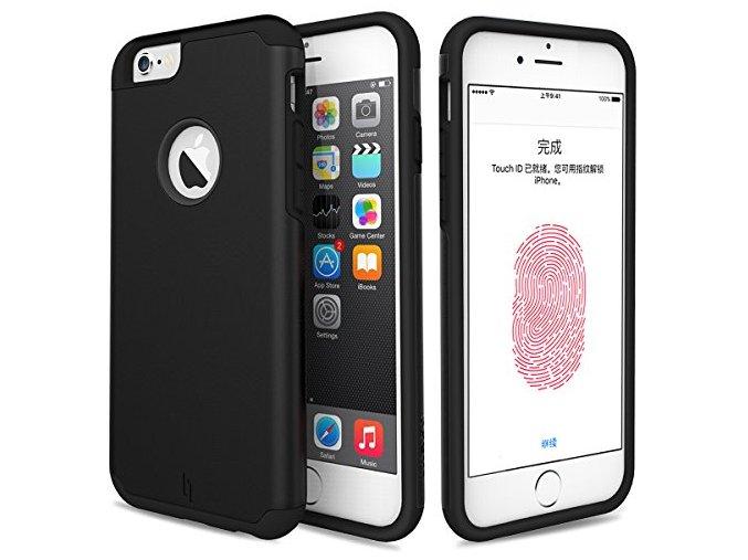 Ochranný kryt pro Apple iPhone 6 černá 2