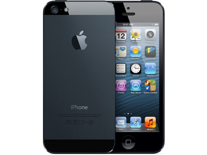 iPhone5 black 1