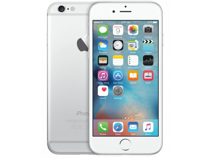 iphone 6 silver 1