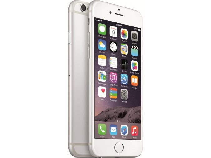 iphone 6 silver 5