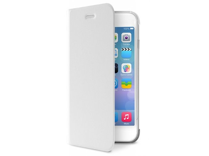 Ochranný kryt pro Apple iPhone 6 bílá 3