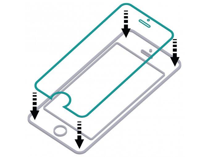 Aplikace skla 01