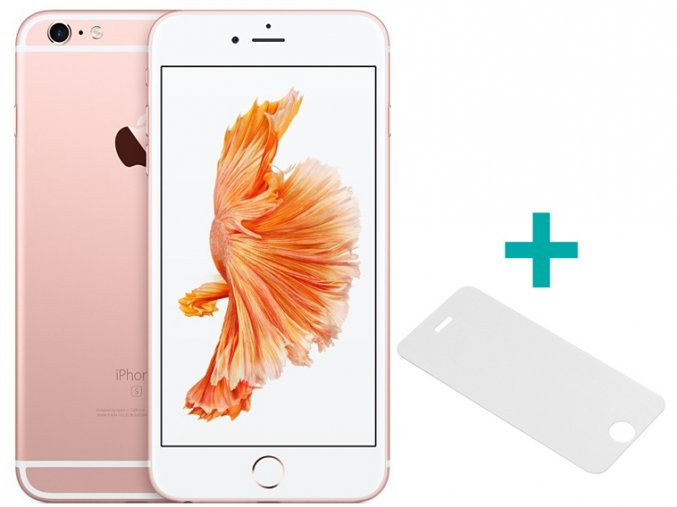 iPhone 6s Rose Gold 11