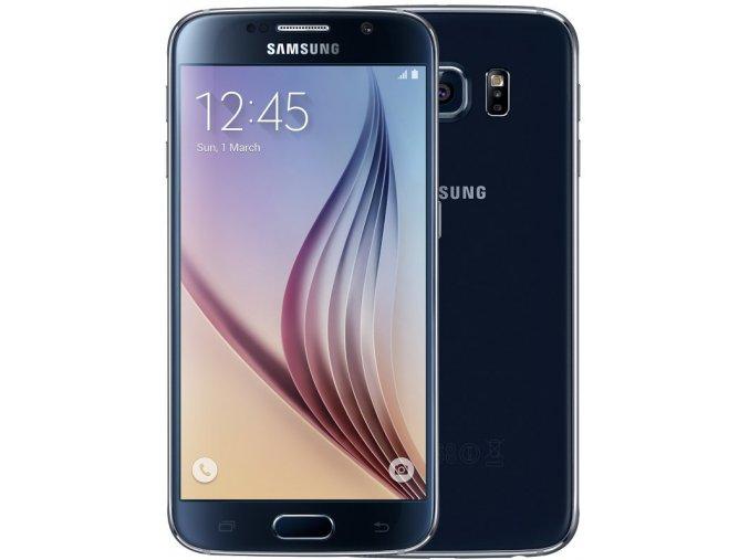 Samsung Galaxy S6 Black Sapphire 1