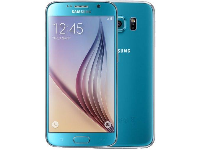 Samsung Galaxy S6 Blue 1