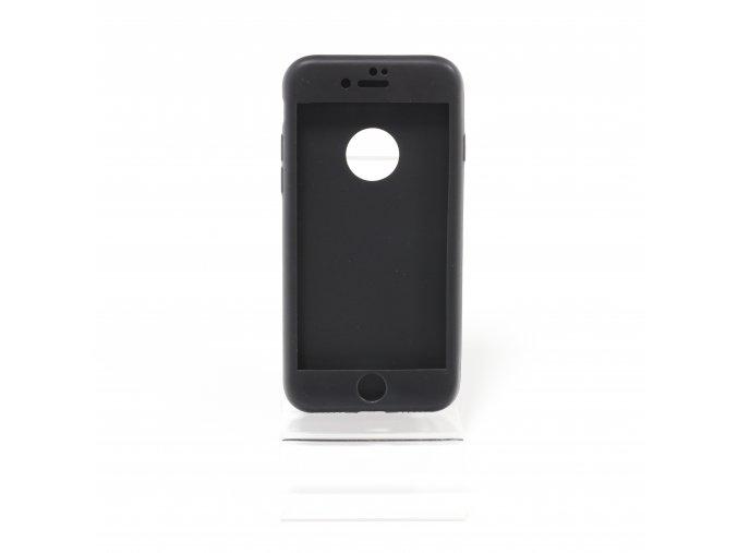 Ochranný kryt pro Apple iPhone 78 Černý (1)