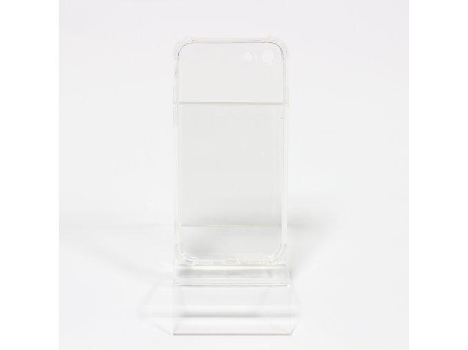 Ochranný kryt pro Apple iPhone 7/8 - Transparentní