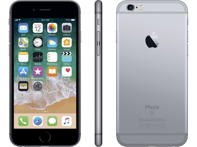iphone 6s space grey 4