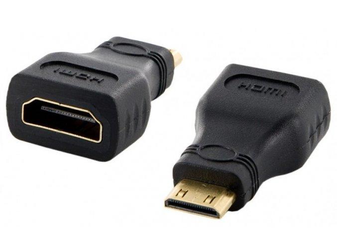 HDMI Mini HDMI redukce 1