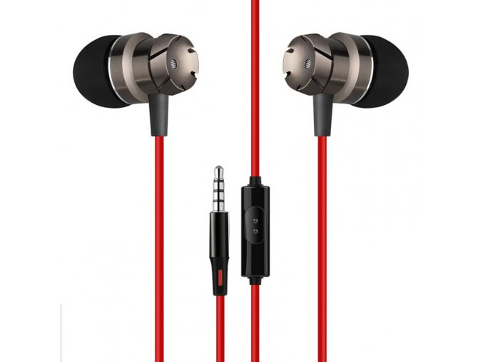 Drátová sluchátka Red Magic 1