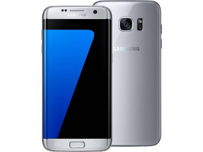 Samsung Galaxy S7 Edge Silver Titanium 1