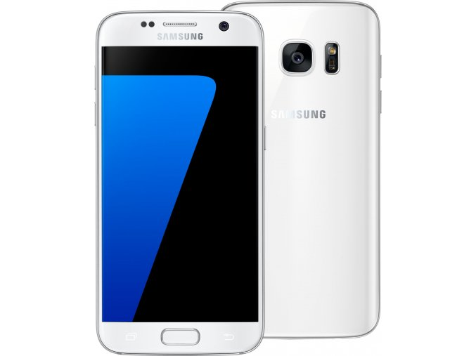 Samsung Galaxy S7 White Pearl 1