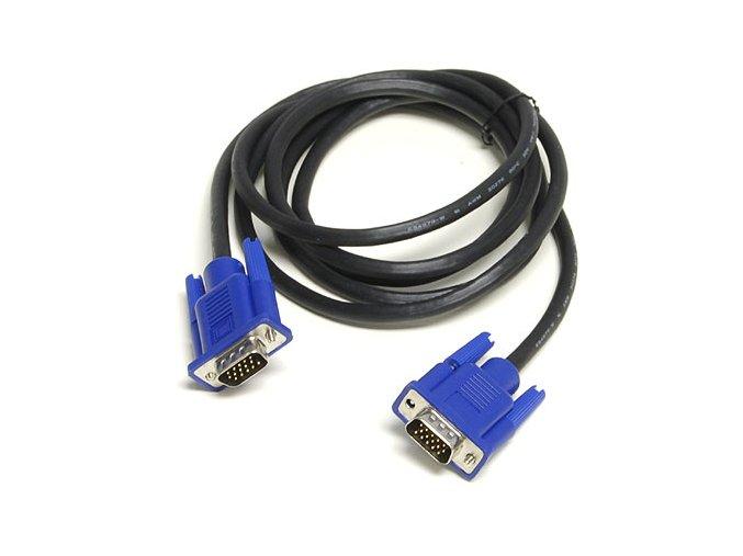VGA kabel Délka 1,8 metru