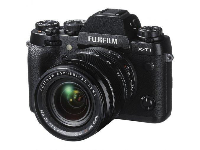 Fujifilm X T1 + XF 18 55mm 8