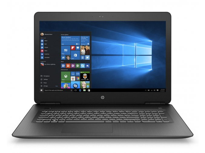 Hp Pavilion 17 Black (3)