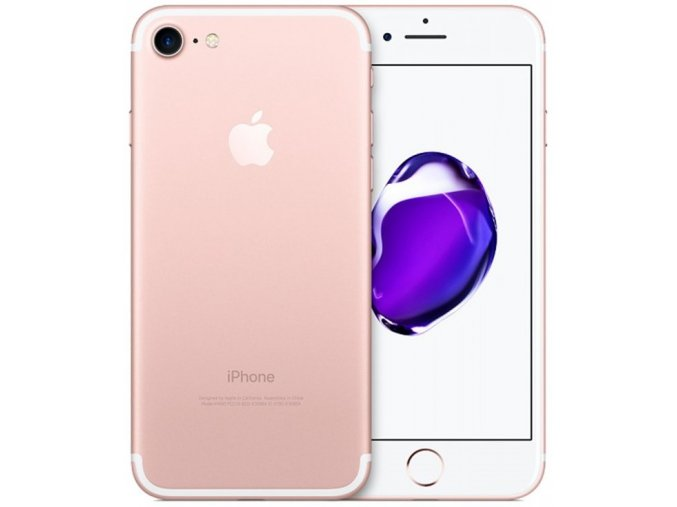 iPhone 7 Rose Gold 6