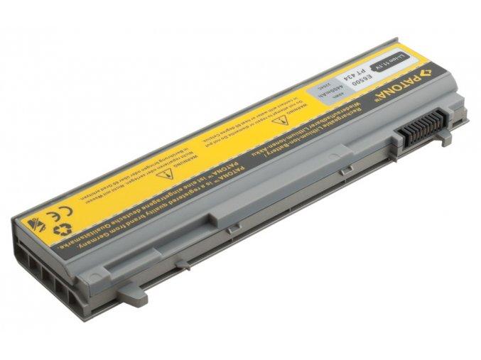 Aku DELL LATITUDE E6400 4400mAh Li-Ion 11,1V