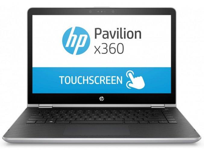 Hp Pavilion x360 14 ba Silver (1)