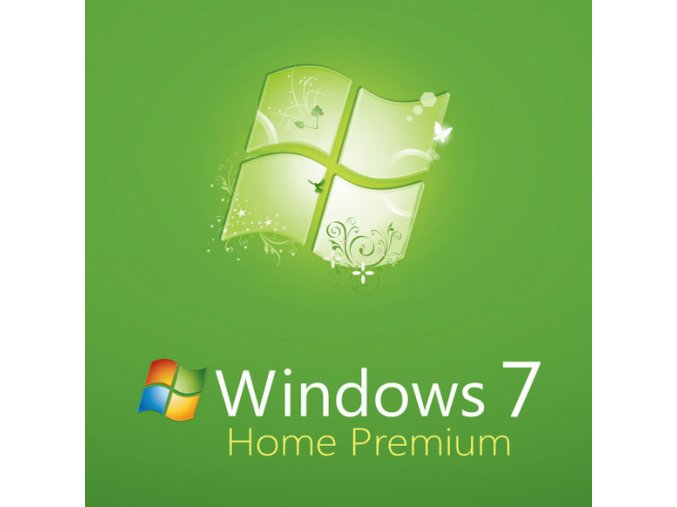 Instalace Windows 7 Home Premium MAR