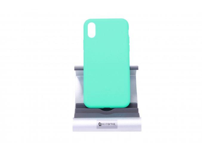 iPhone X Case Light Blue