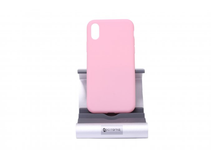 iPhone X Case Dark Pink