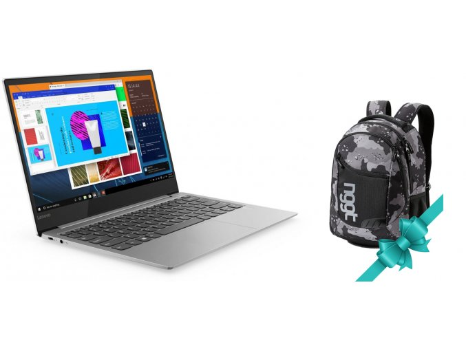 Lenovo Yoga S730-13IWL  + Batoh Nugget Rapid Backpack v hodnotě 1190,- ZDARMA