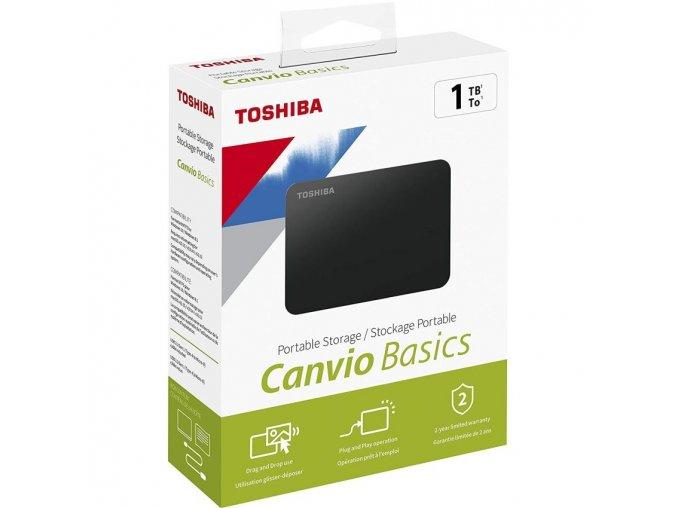 Toshiba Canvio Basics 1TB 1