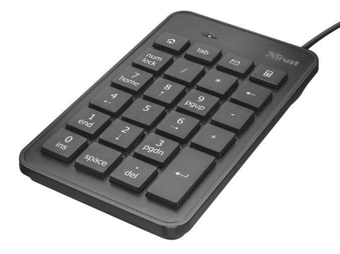 Numerická klávesnice Trust Xalas 1