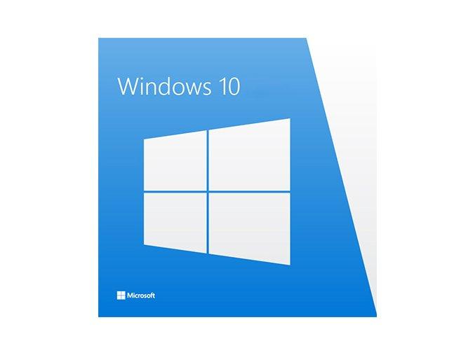 Upgrade na Windows 10 Pro  Samostatně neprodejné