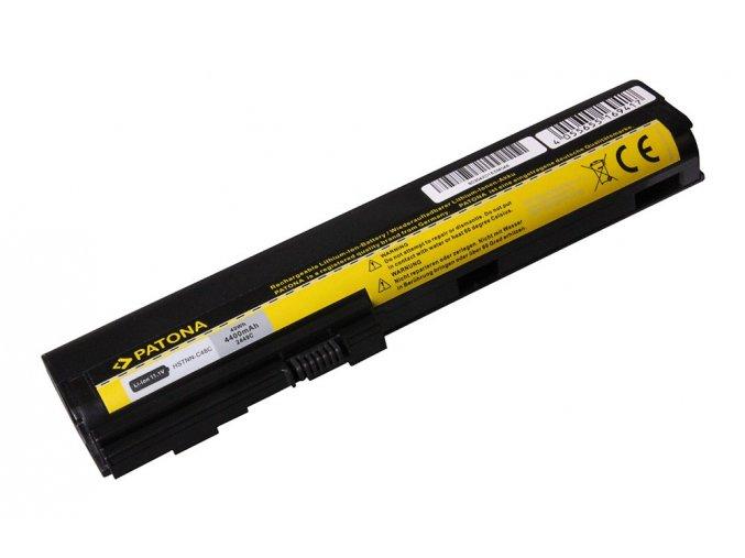Aku HP 2560p 4400mAh Li-Ion 10,8V HSTNN-C48C