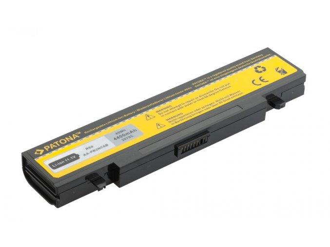 Aku SAMSUNG P50/60 R40/45 X60 4400mAh Li-Ion 11,1V
